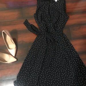 Elle Polka Dotted Dress